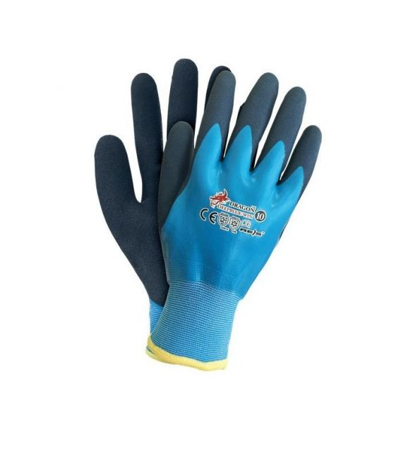 Rękawice ochronne ocieplane DEEPBLUE-WIN