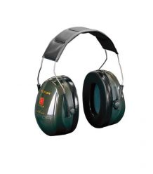 Ochronniki słuchu na pałąku nagłownym Peltor™ OPTIME™ II SNR-31 dB 3M