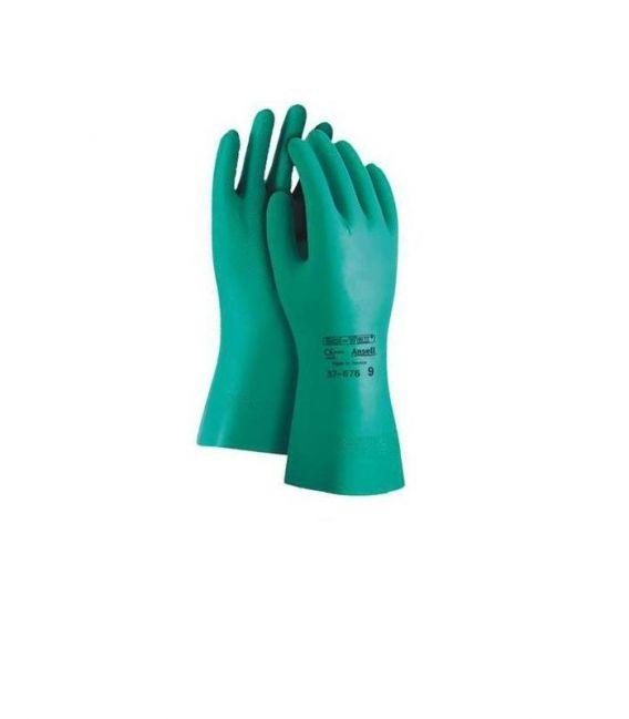 Rękawice Nitrylowe SOL-VEX® 37-676