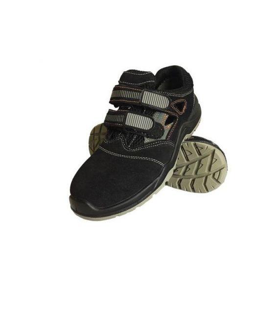 Sandały bezpieczne BRUGIA S1P