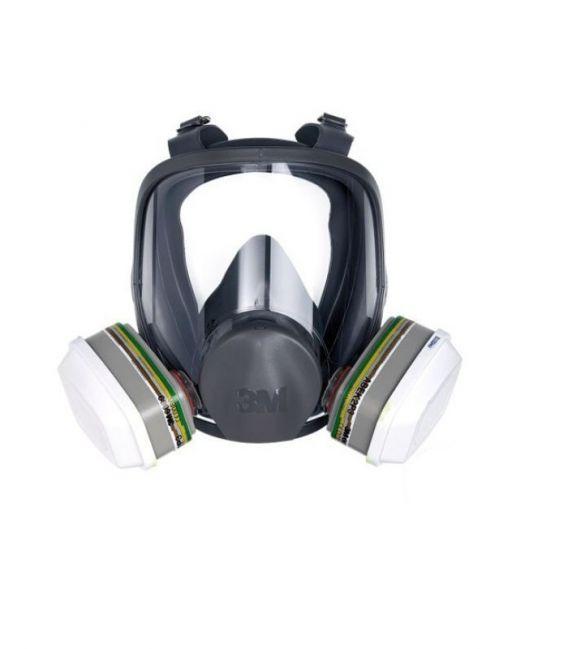 Maska pełnotwarzowa wielokrotnego użytku 3M 6000