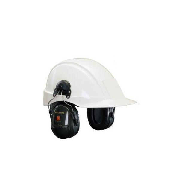 Ochronniki słuchu nahełmowe, dielektryczne Peltor™ OPTIME™ II SNR-30 dB, 3M