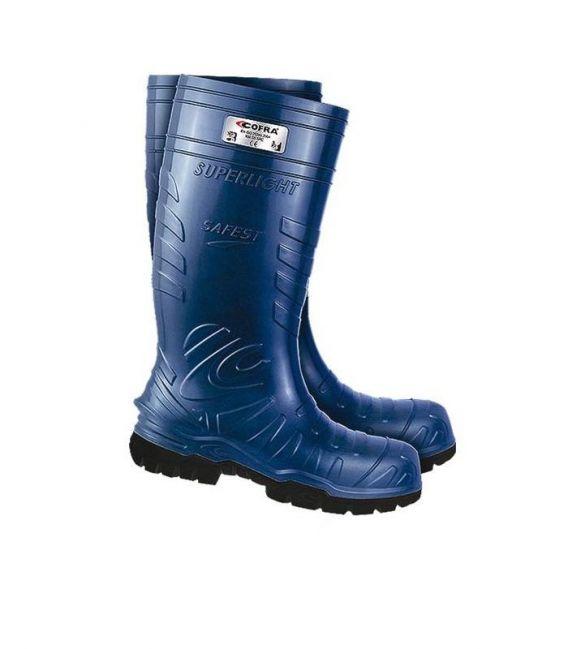 Buty bezpieczne gumowce, odporne na niską temperaturę BRC-SAFEST