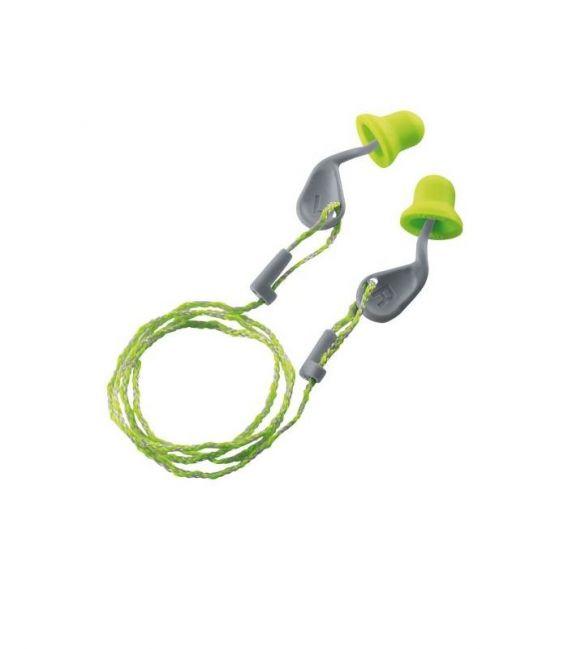 Jednorazowe wkładki do uszu XACT-FIT ze sznureczkiem