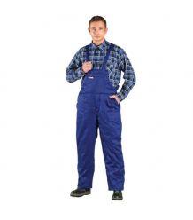 Spodnie robocze ocieplane, ogrodniczki typu Master SMO-PLUS
