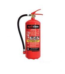 Gaśnica proszkowa do gaszenia pożarów grupy ABC 6 kg