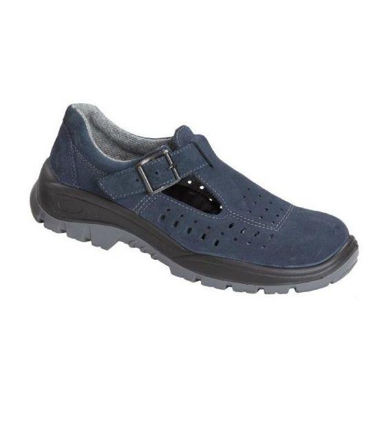 Sandały bezpieczne z metalowym podnoskiem PPO model 41W