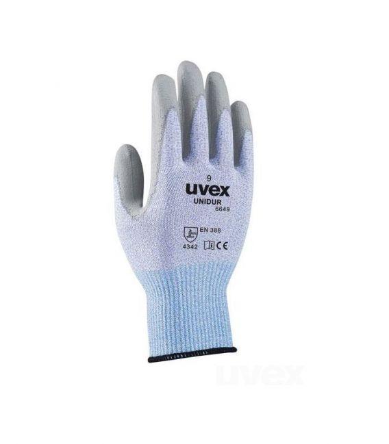 Rękawice powlekane poliuretanem UNIDUR 6649
