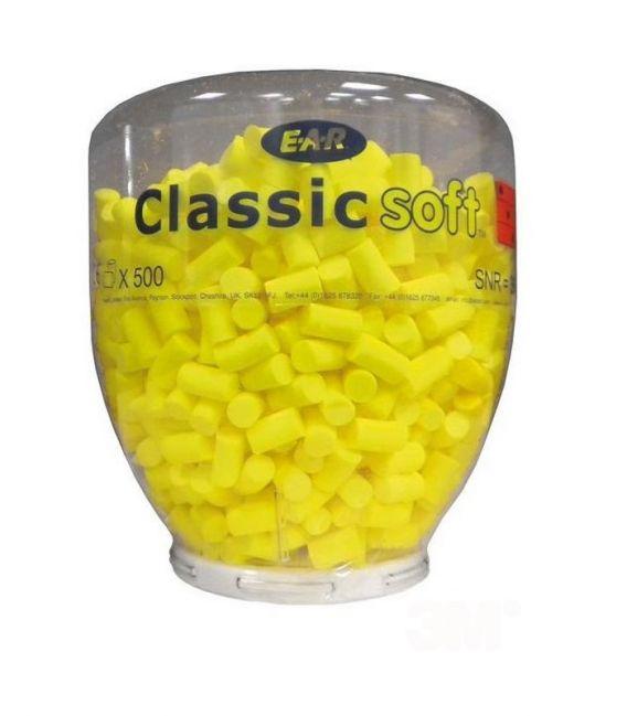 Wkładki przeciwhałasowe Classic Soft- wkład wymienny 3M