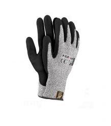 Rękawice przeciwprzecięciowe z przędzy HDPE R-CUT5-LA