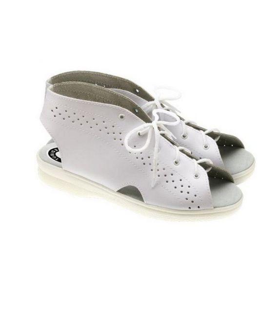 Buty profilaktyczne damskie z profilem ortopedycznym MEDIBUT BMPROFI