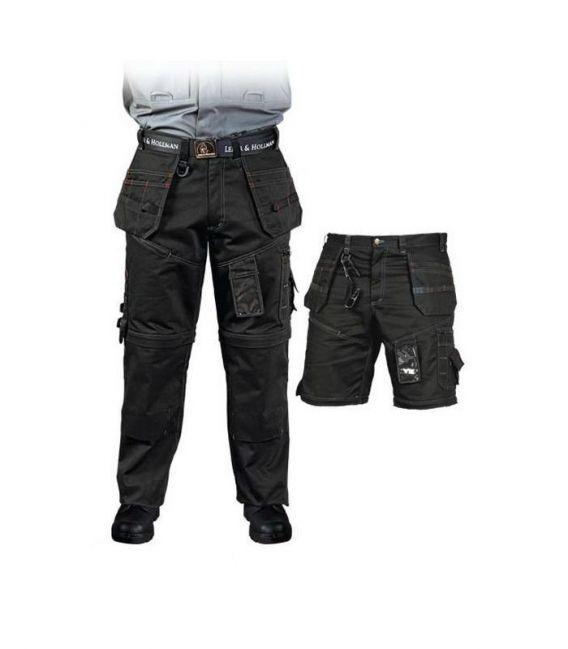Spodnie robocze do pasa z odpinanymi nogawkami LH-PEAKER