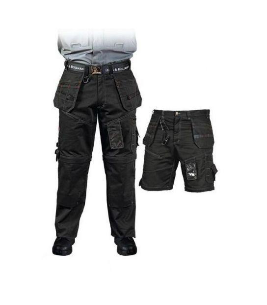 a61b76a307f8a Spodnie Robocze Do Pasa Hammer - Spodnie Robocze - Odzież Robocza I ...