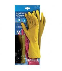 Rękawice lateksowe gospodarcze RF, RFANGEL