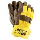 Rękawice wzmacniane skórą bydlęcą RLCMŻ