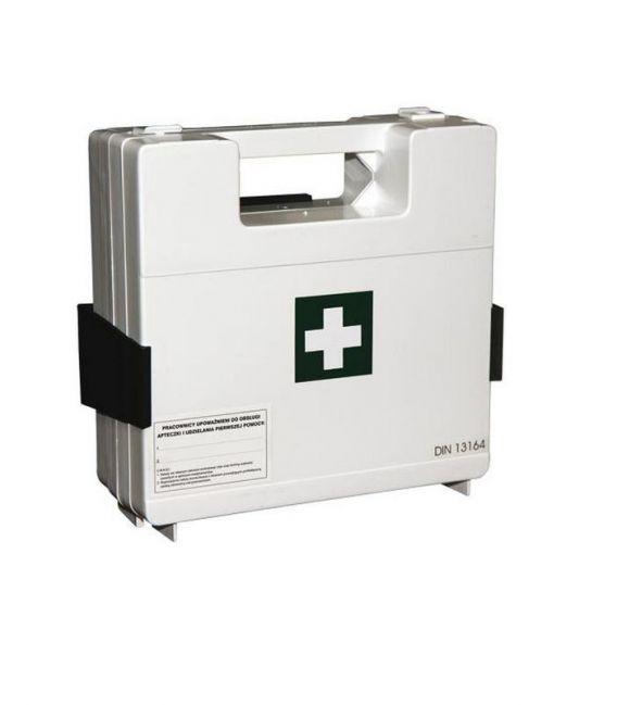 Apteczka pierwszej pomocy z rączką, zakładowa AZR