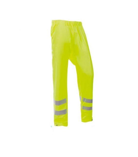 Spodnie trudnopalne antystatyczne odblaskowe deszczowe SI-WALMER