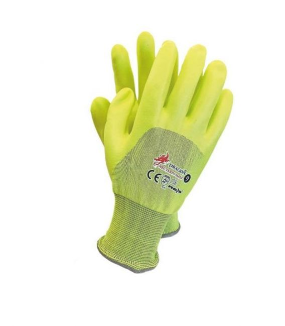 Rękawice powlekane nitrylem NECTARIN-HALF