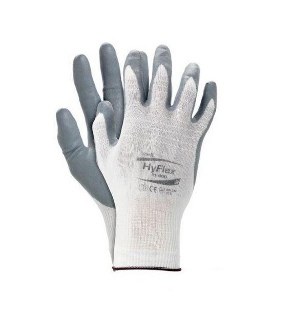 Rękawice powlekane nitrylem ANSELL HYFLEX 11-800