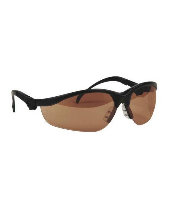 Przeciwodpryskowe okulary ochronne MCR-KLONDIKE