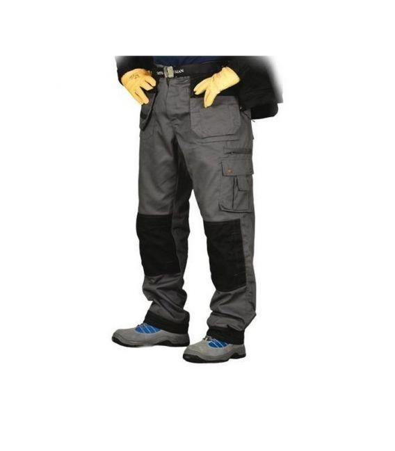 Spodnie robocze do pasa LH-HARVER odporne na zabrudzenia