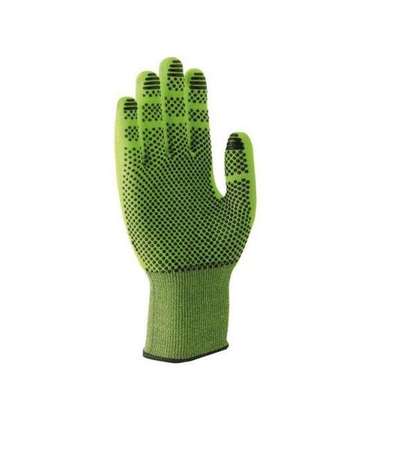 Rękawice antyprzecięciowe nakrapiane C500 DRY