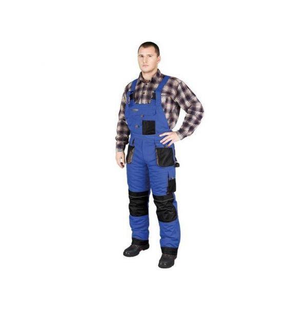 Spodnie ocieplane ochronne ogrodniczki FORMEN LH-FMNW-B