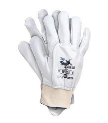Rękawice ze skóry licowej, bydlęcej RPULSA