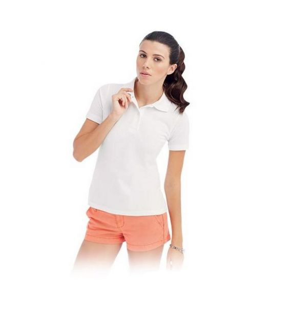 Koszulka polo damskie ST3100