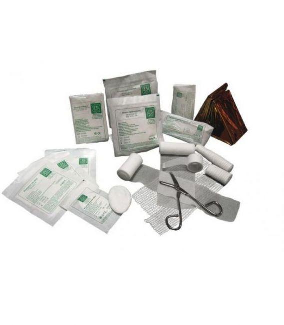 Podstawowe wyposażenie apteczki AWP