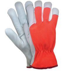 Rękawice ochronne z wysokiej jakości skóry koziej RLTOPER-VIVO
