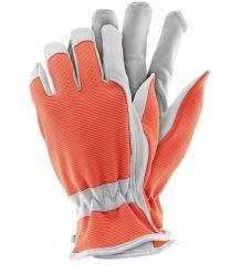 Rękawice ochronne z wysokiej jakości skóry koziej RDRIVER