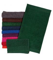Ręcznik z wysokiej jakości frotte 50x90 INDIA