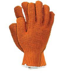 Rękawice robocze nakrapiane RCROSS