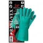 Rękawice kwasoodporne nitrylowe RNIT-VEX