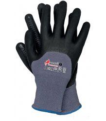 Rękawice ochronne połączenie lycry z nylonem ultra cienkie RBLACKBERRY-H