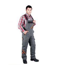 Spodnie robocze ocieplane ogrodniczki PRO-WIN-B