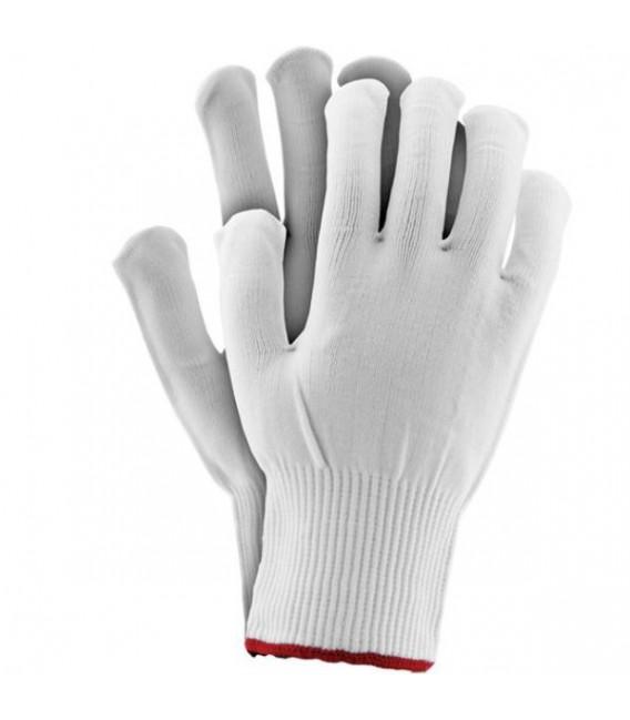Rękawice dziane nylon RPOLY