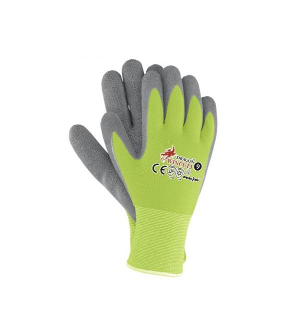 Rękawice ochronne ocieplane WINCUT3YS