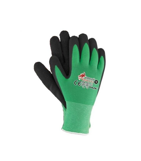 Rękawice ochronne ocieplane WINCUT3ZB