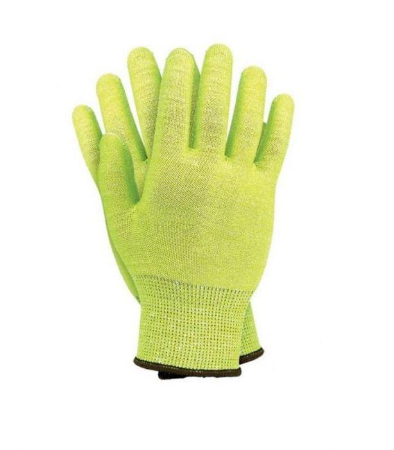 Rękawice dziane, wysoka odporność na rozdarcie RJ-POL