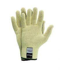 Rękawice dziane z przędzy para-aramidowej Kevlar® ścieg 7, RJ-KEVLAR