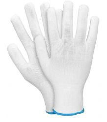 Rękawice ochronne dziane wykonane z poliestru RTERYL