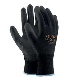 Rękawice z poliestru powlekane poliuretanem OX-POLIUR