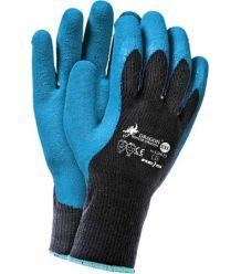 Rękawice ocieplane, termoodporne, powlekane gumą, DRAGON WINTER RWD