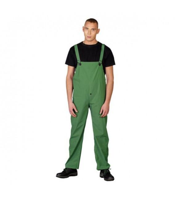 Przeciwdeszczowe spodnie ogrodniczki PCV SPD