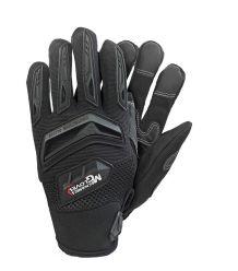 Rękawice wzmacniane z amary połączonej z tkaniną RMC-IMPACT