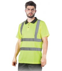 Koszulka ostrzegawcza polo POLOROUTE
