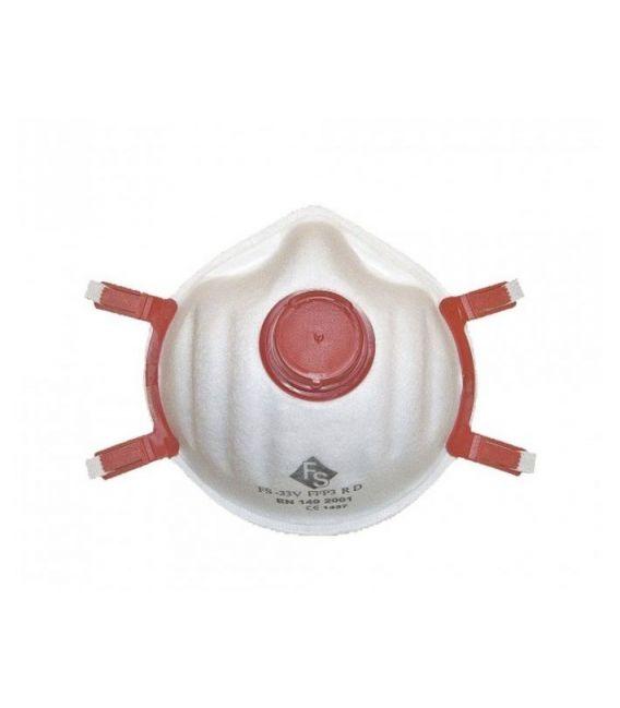 Półmaska filtrująca FS-33V FFP3 R D