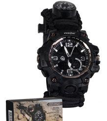 Wodoodporny zegarek naręczny TACTICAL-WATCH